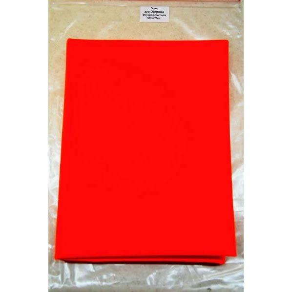 Ткань для жерличных флажков 50см / 75см